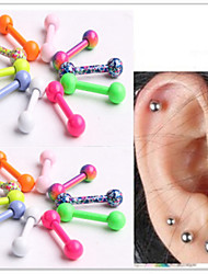 cheap -Ear Piercing Ladies Unique Design Fashion Women's Body Jewelry For Daily Casual Stainless Steel