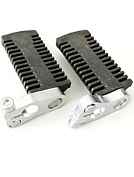 cheap -33CC Pocket Bike Gas Scooter Footpegs Foot Pegs Rest For Mini Motor Quad