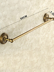 cheap -Towel Bar Antique Brass 1 pc - Hotel bath 1-Towel Bar