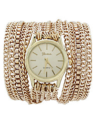 cheap -Women's Quartz Black / Silver / Gold Bohemian - Gold Silver Black