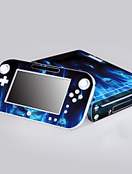cheap -B-SKIN Bags, Cases and Skins For Wii U ,  Novelty Bags, Cases and Skins PVC(PolyVinyl Chloride) unit
