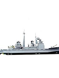 Недорогие -DIY военный корабль в форме 3d головоломки