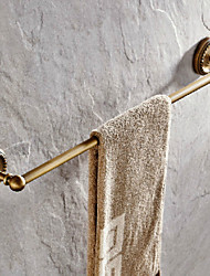 cheap -Towel Bar Antique Brass Single Bathroom Rod New Design Wall Mounted 60*7.5CM 1 pc