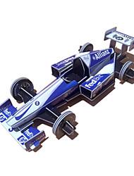 Недорогие -3d гоночный автомобиль головоломка