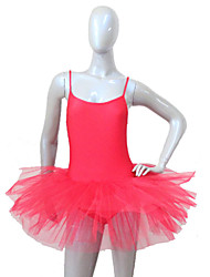 cheap -Ballet Dresses Women's Performance Nylon / Lycra Tulle Dress