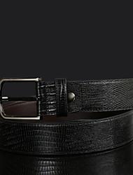 cheap -Men Party/Work/Casual Alloy/Leather Waist Belt