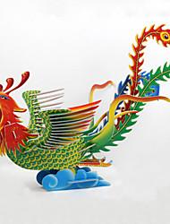 cheap -3D Phoenix Puzzle