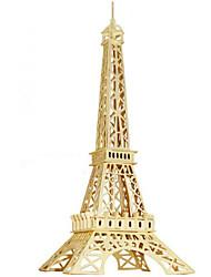 Недорогие -Эйфелева башня деревянные 3 D головоломки