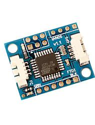 Недорогие -Крий MultiWii MWC i2c-GPS навигации навигации GPS адаптация плата для 328p MWC автопилот