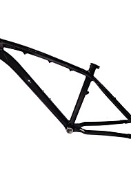 "cheap -Neasty Brand MB-NT02 Full Carbon Fiber MTB Frame 3K Glossy Carbon Black 26er Frame 15""/17"""