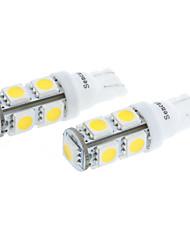 abordables -SO.K T10 Ampoules électriques SMD 5050 / LED Haute Performance 110-120 lm Clignotants Pour Universel