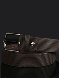cheap -Men's Fashion Casual Elegant Waist Belt