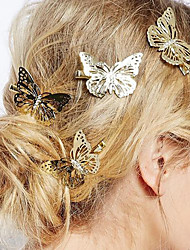 cheap -Women's Elegant Alloy Hairpins Hair Charms Daily