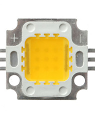 cheap -SENCART 1pc COB 900 lm Aluminum LED Chip 10 W