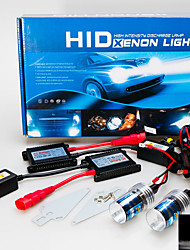 cheap -H7 Car Light Bulbs 55W 3200lm HID Xenon Headlamp Xenon Kit AC Ballast Bulb Auto Headlight Fog Light For GreatWall / BMW / Ford