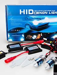 Недорогие -H7 Автомобиль Лампы 55W 3200lm HID ксеноны Налобный фонарь For Великая стена / BMW / Ford
