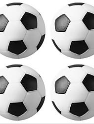 Недорогие -4шт 36мм футбол настольный настольный футбол