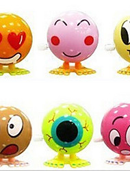 cheap -Chain Expression More Bouncy Ball Wind-up Toys For Children