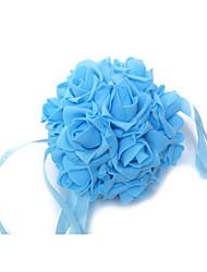 abordables -Fleurs de mariage Bouquets / Autres / Décorations Mariage / Fête / Soirée Matière / Soie / Mousse 0-20cm