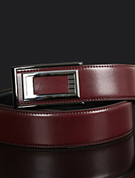 cheap -Men Fashion Party/Work/Casual Alloy/Leather Waist Belt