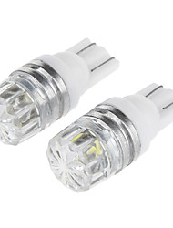 cheap -SO.K T10 Car Light Bulbs SMD LED 100lm Interior Lights For universal
