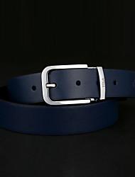 cheap -Men's Alloy/Leather Waist Belt
