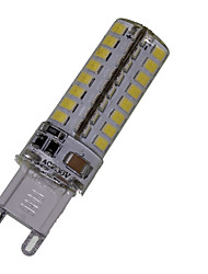 cheap -SENCART LED Corn Lights 550-650 lm G9 T 64 LED Beads SMD 3020 Decorative Warm White Cold White 220-240 V 110-130 V / RoHS / CE Certified