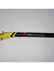 Недорогие -Стойка сидения 31.6 mm 350 mm Шоссейный велосипед Горный велосипед Велоспорт Заезд на 3 км Полный углерод