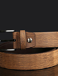 cheap -Men's Fashion Elegant Alloy/Leather Waist Belt