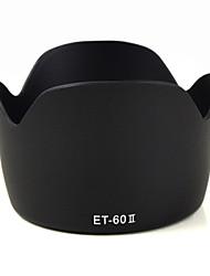 cheap -MENGS® ET-60 II Petal Shape Lens Hood For Canon EF 75-300MM F/4-5.6 III, EF-S 55-250MM F/4-5.6 IS