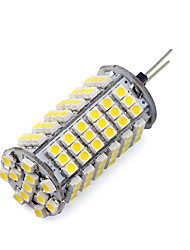 cheap -1pc 3 W LED Corn Lights 1200 lm G4 T 102 LED Beads SMD 3528 Warm White Cold White 12 V / 1 pc / RoHS