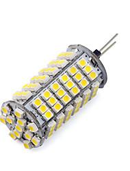 cheap -1pc LED Corn Lights 850-900 lm G4 T 120 LED Beads SMD 3528 Warm White Cold White 12 V / 1 pc / RoHS