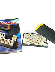 Недорогие -Rummikub Израиль мини стол маджонг цифровой рабочий Игровой набор