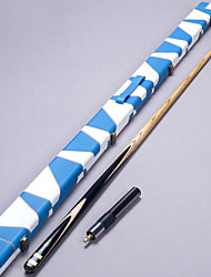 cheap -Cue Sticks & Accessories Snooker Wood One-piece Cue