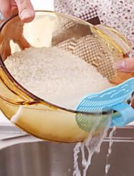 voordelige -Roestvast staal Speciaal kookgerei Creative Kitchen Gadget Keukengerei Hulpmiddelen voor Rice 1pc