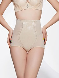 cheap -Women's High Waist Abdomen Drawing Briefs Postpartum Slimming Body Shaper Briefs Size XXXL Fit for the Weight of 65-75KG
