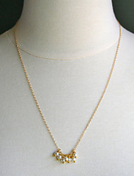 cheap -Women's Beautiful Vintage/Party/Casual Alloy Pendant Necklace