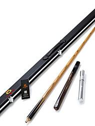 cheap -Three-quarter Two-piece Cue Cue Sticks & Accessories Snooker / English Billiards / Pool Wood 1.45 m