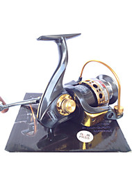 cheap -Fishing Reel Spinning Reel 5.2:1 Gear Ratio 9 Ball Bearings for Spinning - HHD4000