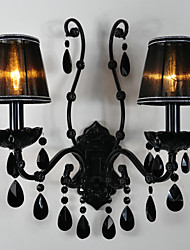 cheap -LWD Traditional / Classic Wall Lamps & Sconces Metal Wall Light 110-120V / 220-240V MAX 60W