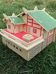 abordables -main ancienne maison de zang de Jiuzhai chinois