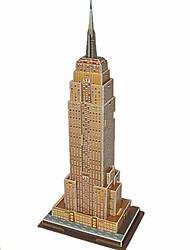 Недорогие -DIY башня в форме 3d головоломки (4 пс)