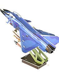 Недорогие -DIY самолет форме 3d головоломки