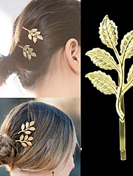cheap -Women's Hairpins For Wedding Party Daily Casual Alloy
