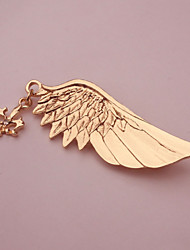cheap -Men's Casual/Party Alloy Vintage Angel Wings Brooch