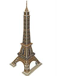 Недорогие -DIY башня в форме 3d головоломки