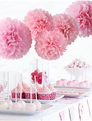 cheap -Unique Wedding Décor Pearl Paper 5 Birthday / Beach Theme / Garden Theme / Floral Theme / Butterfly Theme / Classic Theme