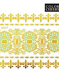 cheap -#(1) Pattern Jewelry Series Tattoo Stickers