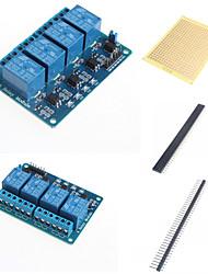 Недорогие -4 способа релейный модуль с оптопары и аксессуаров