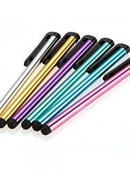 cheap -6 x Universal Metal Stylus Capacitive Touch Screen Pen Clip for iPhone/iPad/Samsung Tablet Mobile Phone